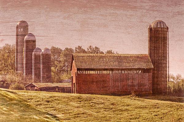 Appalachia Photograph - Amish Farm by Debra and Dave Vanderlaan