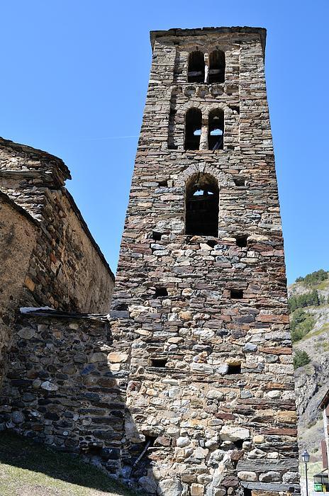 Church Photograph - Ancient Church by Arnau Ramos Oviedo