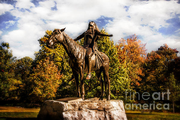 Tulsa Photograph - Appeal To The Great Spirit by Tamyra Ayles