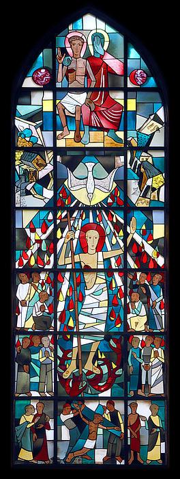 Jesus Photograph - Ascension by Marc Huebner