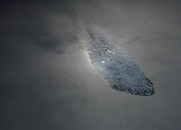 Asteroid Photograph - Asteroid by Skip Willits