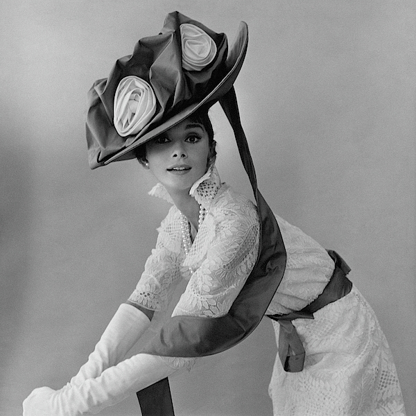 Audrey Hepburn In Costume For My Fair Lady Photograph by Cecil Beaton
