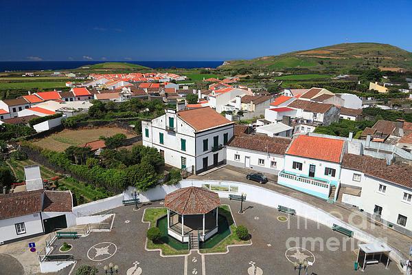 Azores Photograph - Azorean Parish by Gaspar Avila