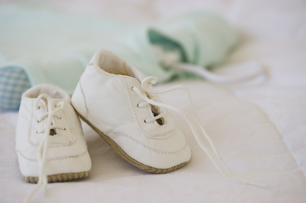 Baby Shoes Photograph by Daniel Grill