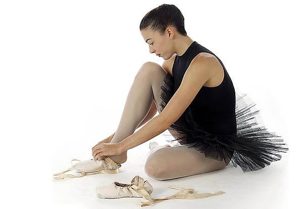 Ballerina Photograph - Ballerina   by Stephen Norris