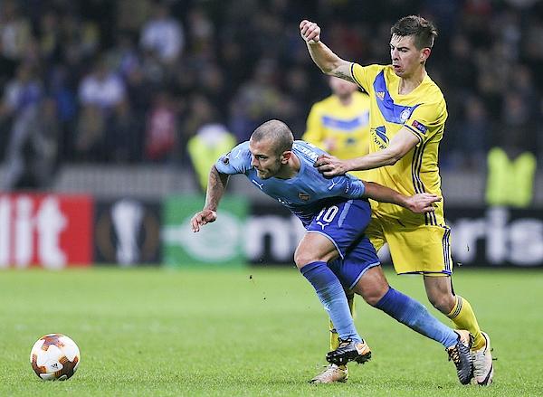 Bate Borisov Vs Arsenal Fc: Uefa Europa League Photograph by Anadolu Agency