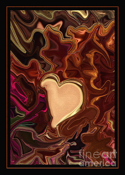 Valentine Digital Art - Be Mine By Steven Langston by Steven Lebron Langston