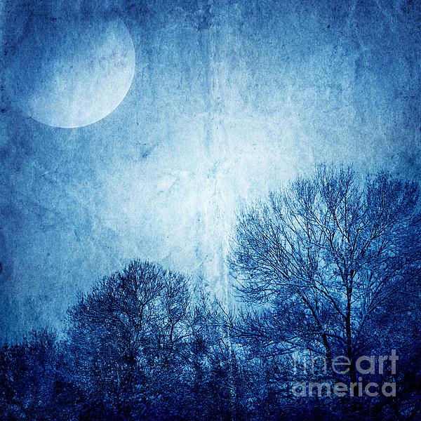 Beautiful Moonlight Photos Photograph - Beautiful Moonlight Photos by Boon Mee