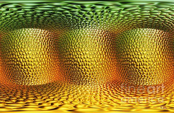 Mo Digital Art - Begining by Mo T