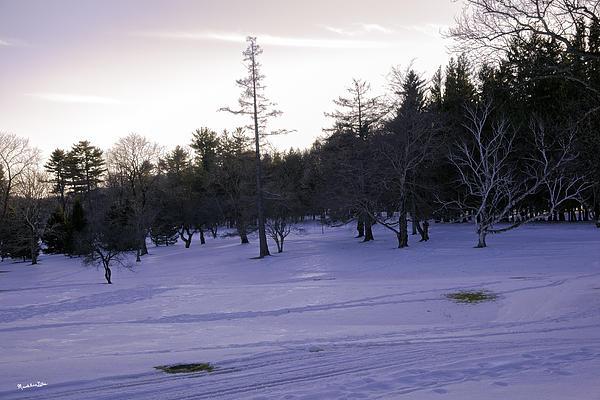 Berkshires Photograph - Berkshires Winter 5 - Massachusetts by Madeline Ellis