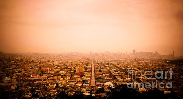 Cityscape Photograph - Bernalwood by Dan Julien