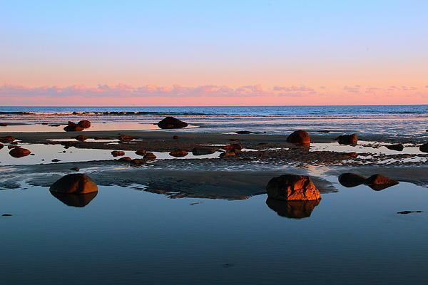 York Photograph - Boulder Beach by Andrea Galiffi