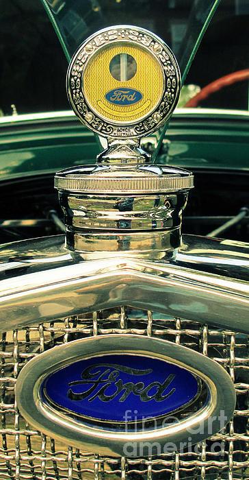 Ford Photograph - Boyce Motometer by Patricia Januszkiewicz