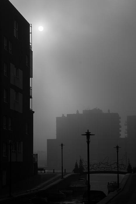 Amsterdam Photograph - Brantasgracht by Marcel Huibers