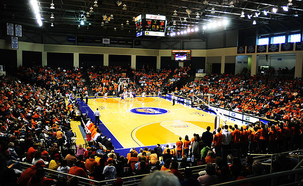 Lewisburg Photograph - Bucknell Bison Sojka Pavilion by Replay Photos