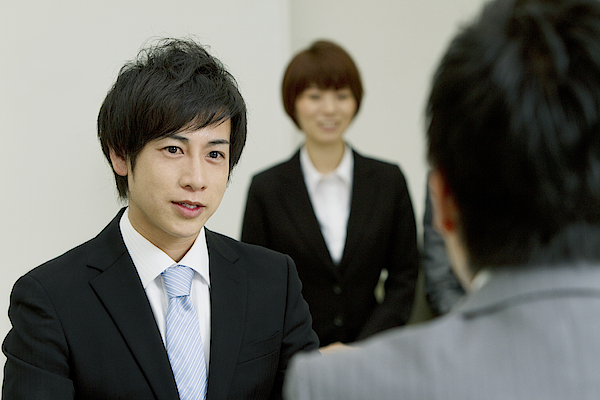 [business Scene] Interview Photograph by Indeed