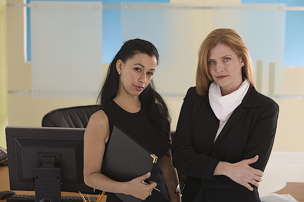 Businesswomen Photograph by Comstock Images