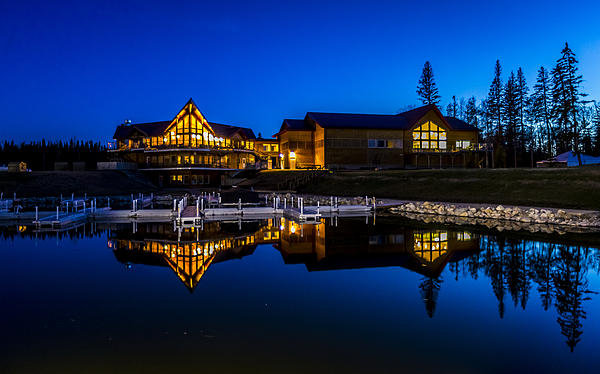 Activity Photograph - Candle Lake Golf Resort by Gerald Murray Photography