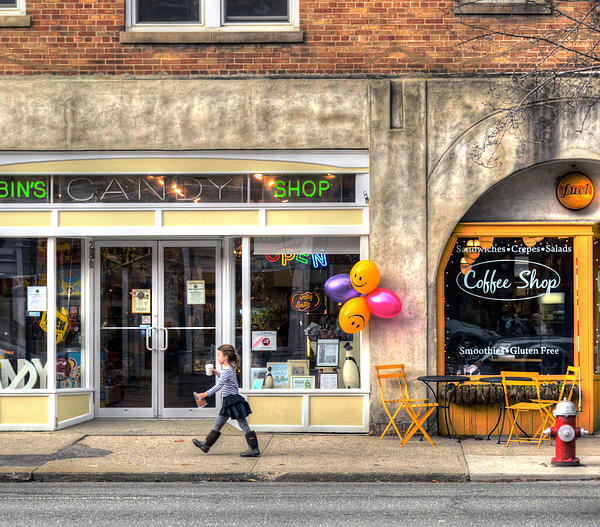 Candy Shop - Great Barrington Photograph