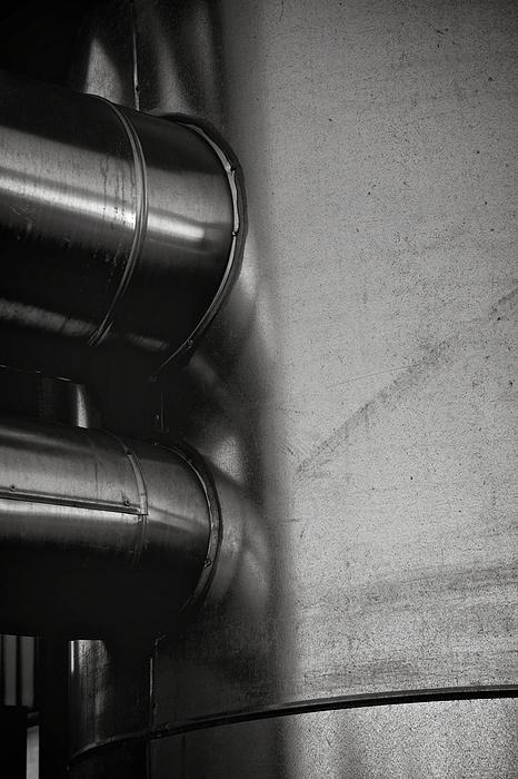 Boiler Photograph - Canned Heat by Odd Jeppesen