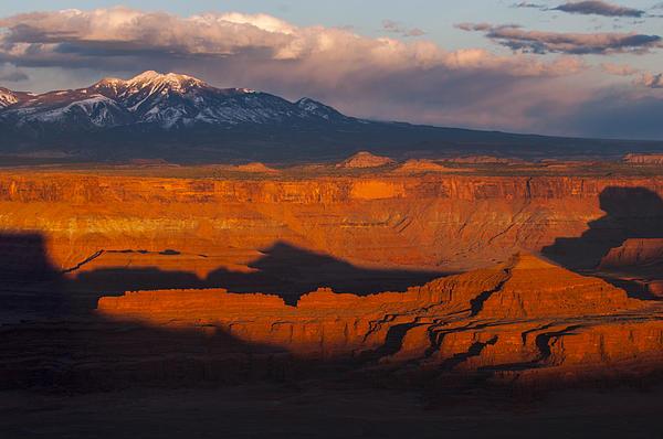 Canyonlands Photograph - Canyonlands Light by Joseph Rossbach
