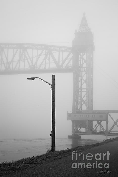 Cape Cod Photograph - Cape Cod Railroad Bridge No. 3 by David Gordon