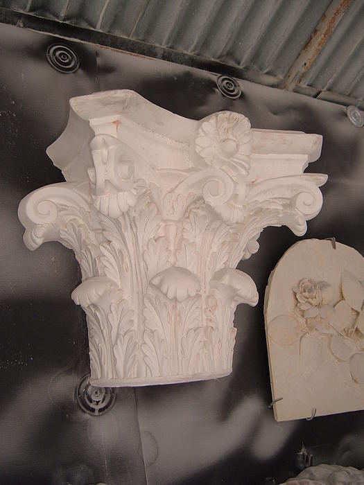Capitel 1 Relief by Memo Memovic
