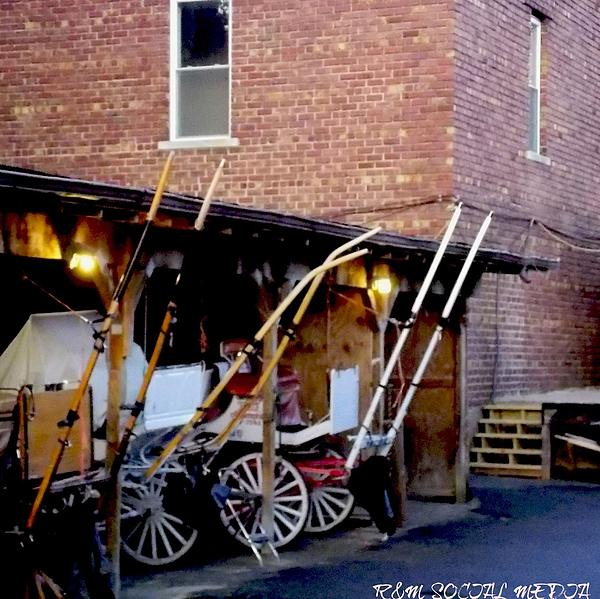Downtown Photograph - Carriage House  by Marvin Washington