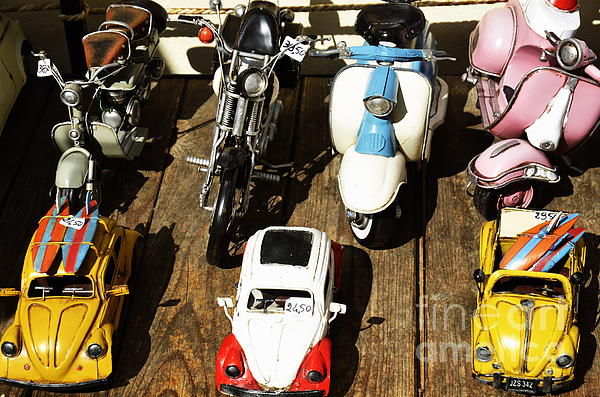 Abundance Photograph - Cars Model For Sale Displayed At Store by Sami Sarkis