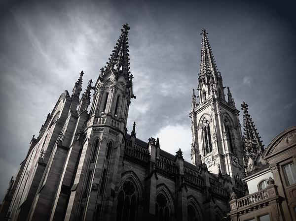 Church Photograph - Cathedral by Kari Espeland
