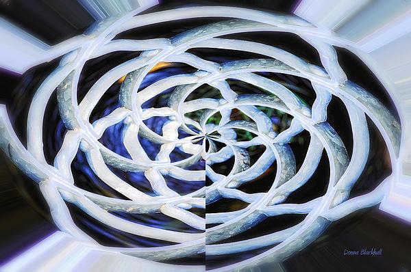 Celtic Knot Photograph - Celtic Knot by Donna Blackhall