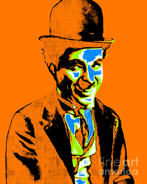Charlie Photograph - Charlie Chaplin 20130212p28 by Wingsdomain Art and Photography