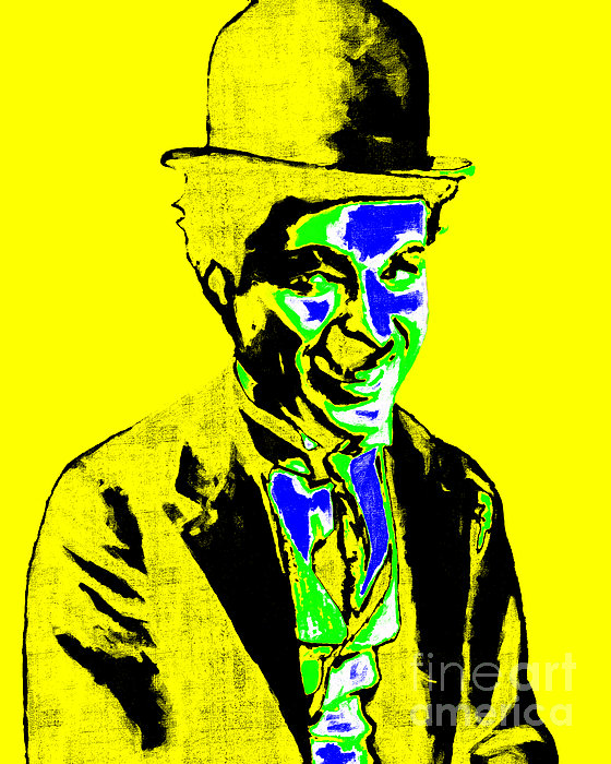 Charlie Photograph - Charlie Chaplin 20130212p60 by Wingsdomain Art and Photography