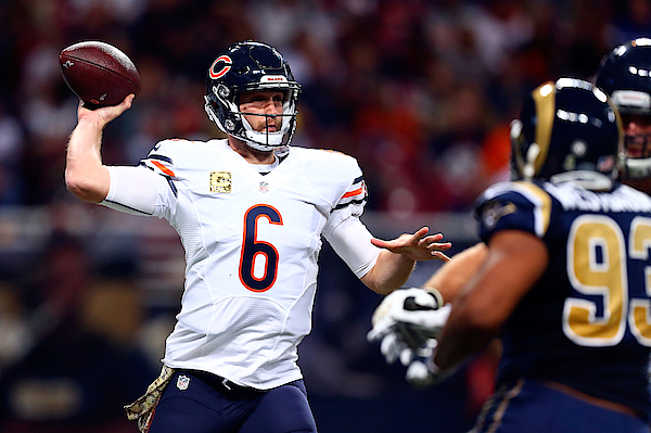 Chicago Bears V St Louis Rams Photograph by Dilip Vishwanat