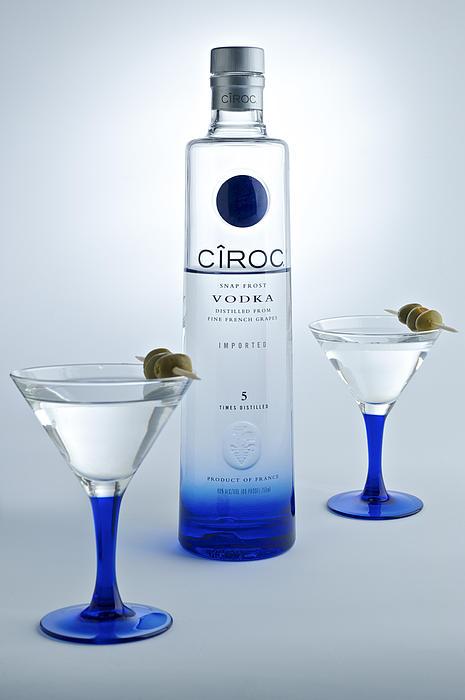 Ciroc Photograph - Ciroc Martini by Ken Howard