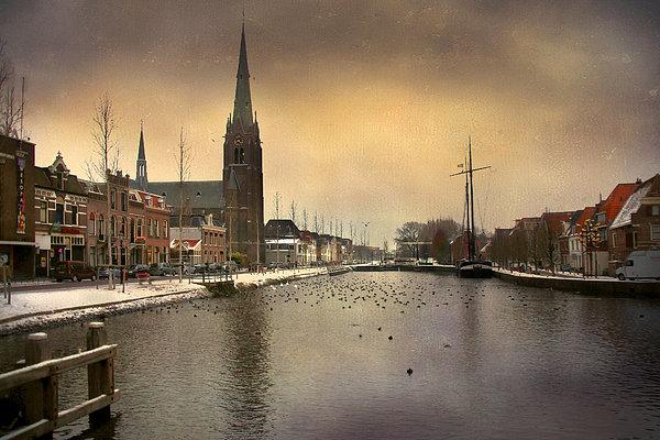 City Photograph - Cityscape by Annie Snel