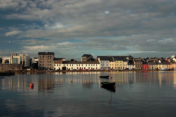 Claddagh  Quays. Photograph by Peter Skelton