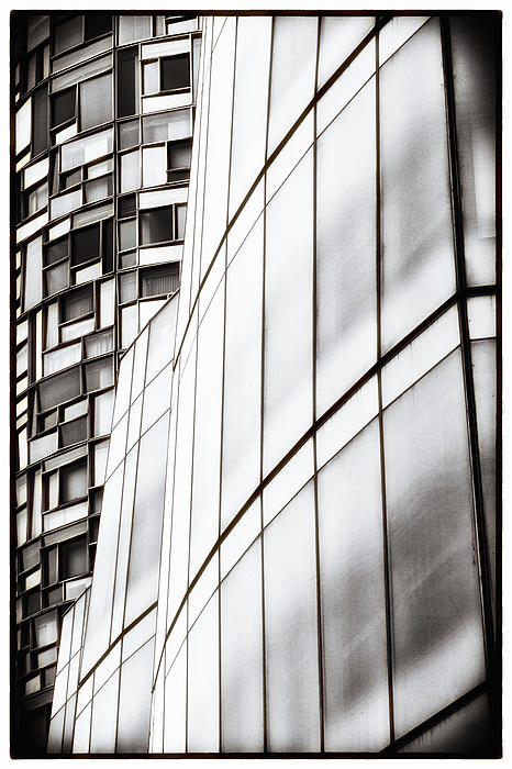 Glass Photograph - Class And Glass by Russell Styles