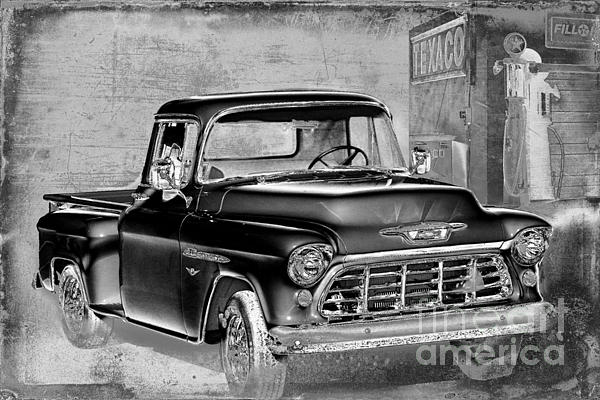 Chevrolet Photograph - Classic Ride by Betty LaRue