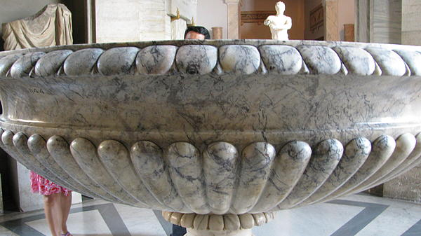Classic Urn  Photograph by Suzy  Godefroy