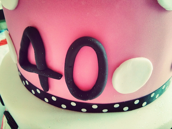 Close-up Of Birthday Cake Photograph by Neil Reid / EyeEm