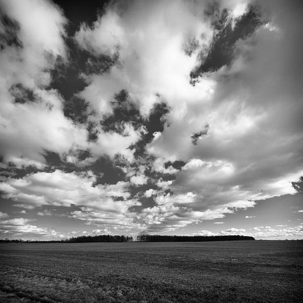 Clouds Photograph - Clouds In The Heartland by Dick Wood