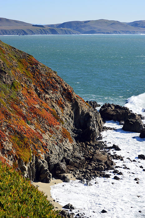 California Photograph - Coast by Brent Dolliver