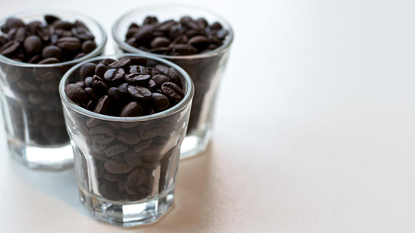 Beans Photograph - Coffee Beans by Gavin Lewis