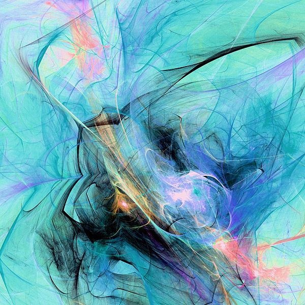 Computer Digital Art - Cold by Anastasiya Malakhova