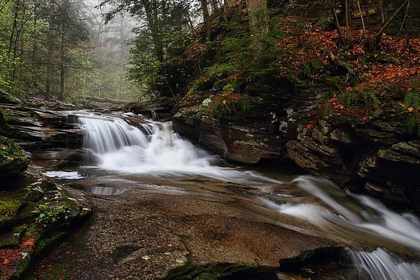 Conestoga Photograph - Conestoga Falls by Mike Farslow