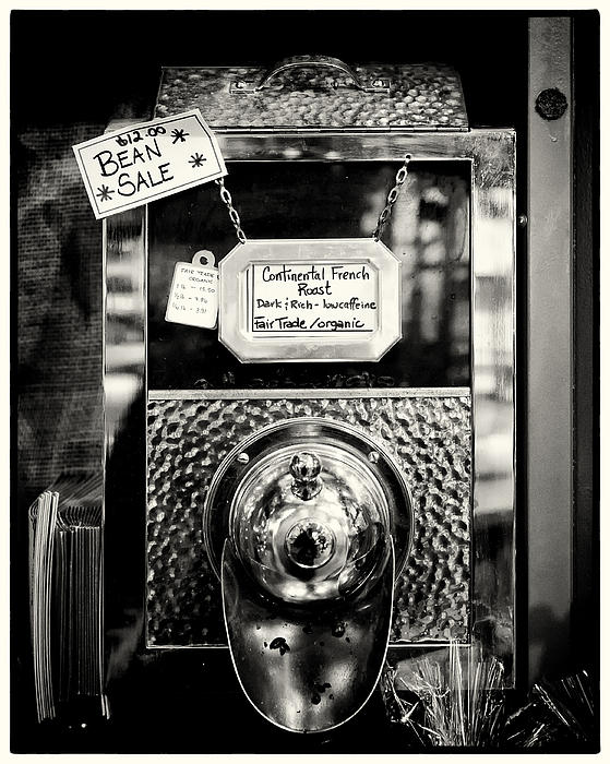 Coffee Photograph - Continental French Roast by Tanya Harrison