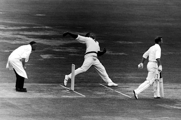 Cricket - Second Test - England V West Indies - Second Day Photograph by PA Images Archive