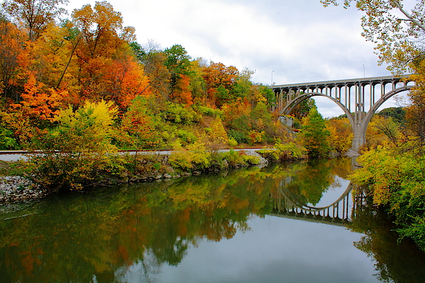 Cuyahoga Valley National Park Photograph by © Paul L. Csizmadia / Spec3 Photography