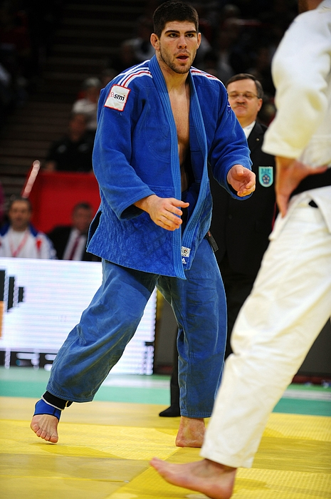 Cyrille Maret Photograph by Icon Sport